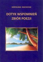 Okładka książki: Dotyk wspomnień