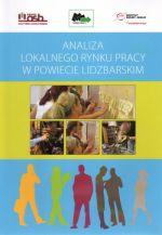 Okładka książki: Analiza lokalnego rynku pracy w powiecie lidzbarskim