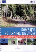 Okładka książki: Rowerem po krainie bizonów