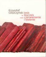 Okładka książki: Krzysztof Gliszczyński