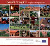 Okładka książki: Zamki gotyckie