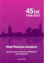 Okładka książki: Klub Plastyka Amatora