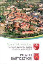 Okładka książki: Nowe oblicze regionu