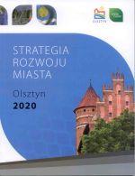 Okładka książki: Strategia rozwoju miasta