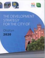 Okładka książki: The Development strategy for the city of Osztyn 2020