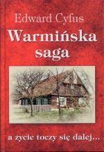 Okładka książki: Warmińska saga