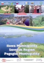 Okładka książki: Iława Municipality, Sovetsk Region, Pagegiai Municipality. - [S.l