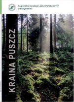 Okładka książki: Kraina puszcz