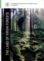 Okładka książki: The Land of viirgin forests