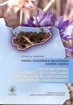 Okładka książki: Uwarunkowania rozwoju biogospodarki na przykładzie województwa warmińsko-mazurskiego