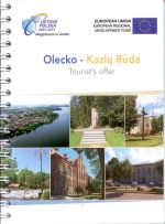 Okładka książki: Olecko - Kazlu Ruda