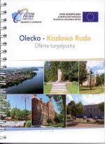 Okładka książki: Olecko - Kozłowa Ruda