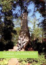 Okładka książki: Pomnik Grunwaldzki w Zakopanem w latach 1911-2013