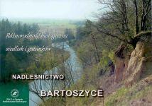 Okładka książki: Nadleśnictwo Bartoszyce