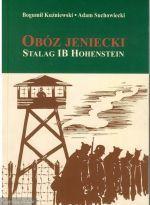 Okładka książki: Obóz jeniecki Stalag IB Hohenstein