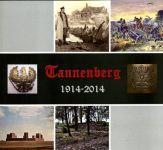 Okładka książki: Tannenberg 1914-2014