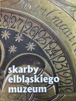 Okładka książki: Skarby elbląskiego muzeum