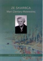 Okładka książki: Ze skarbca Marii Zientary-Malewskiej