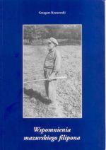 Okładka książki: Wspomnienia mazurskiego filipona