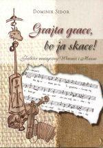 Okładka książki: Grajta grace, bo ja skace!
