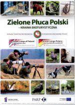 Okładka książki: Zielone Płuca Polski