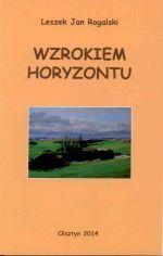 Okładka książki: Wzrokiem horyzontu