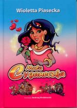 Okładka książki: Mała Cyganeczka