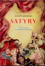 Okładka książki: Satyry