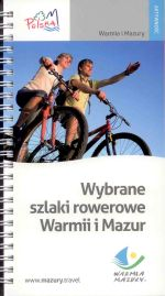 Okładka książki: Atlas rowerowy