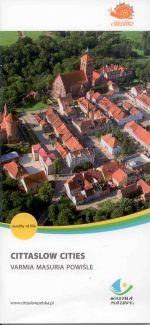 Okładka książki: Cittaslow Cities
