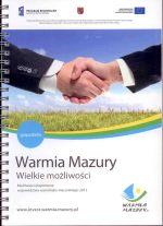 Okładka książki: Możliwości eksportowe województwa warmińsko-mazurskiego