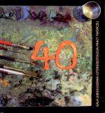 Okładka książki: Jubileusz czterdziestolecia pracy twórczej 1973-2013