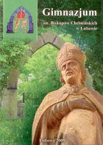Okładka książki: [Dziesięć] 10 lat Gimnazjum im. Biskupów Chełmińskich w Lubawie. - Lubawa
