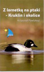 Okładka książki: Z lornetką na ptaki - Kruklin i okolice