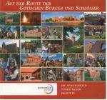 Okładka książki: Auf der Route der Gotischen Burgen und Schlösser