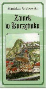 Okładka książki: Zamek w Kurzętniku