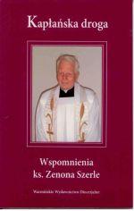 Okładka książki: Kapłańska droga