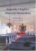 Okładka książki: Kościoły i kaplice Diecezji Mazurskiej