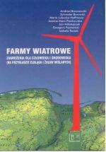 Okładka książki: Farmy wiatrowe
