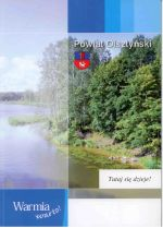 Okładka książki: Powiat olsztyński
