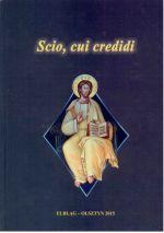 Okładka książki: Scio, cui credidi