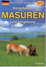 Okładka książki: Masuren und Umgebung