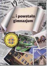 Okładka książki: I powstało gimnazjum