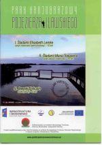 Okładka książki: Park Krajobrazowy Pojezierza Iławskiego