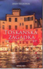 Okładka książki: Toskańska zagadka