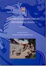 Okładka książki: Wielokulturowy świat Siegfrieda Lenza