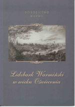 Okładka książki: Lidzbark Warmiński w wieku Oświecenia