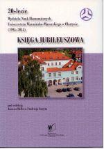 Okładka książki: Księga jubileuszowa