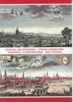 Okładka książki: Elbląg, Kaliningrad - ponad granicami