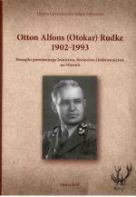 Okładka książki: Otton Alfons (Otokar) Rudke 1902-1993